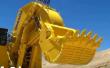 800噸的超級小松挖掘機,堪稱巨無霸了