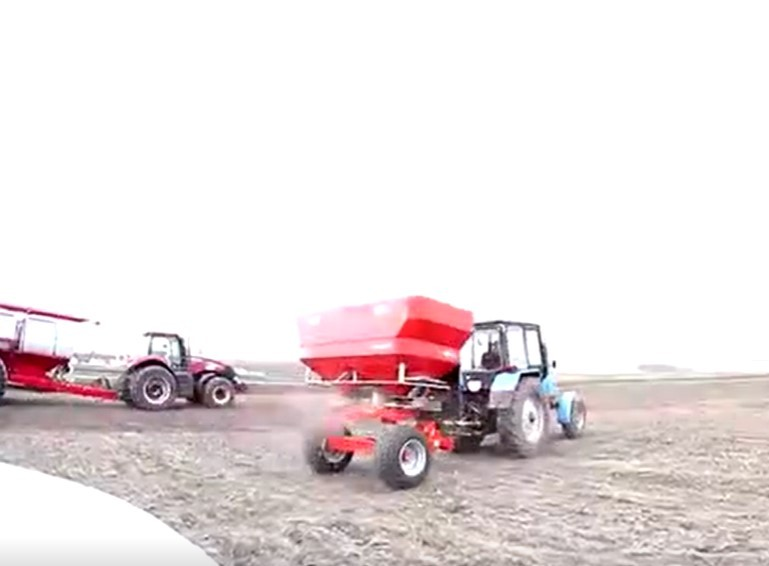 讓我們了解一下現代農業機器