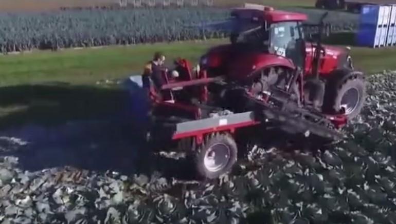 美国的农用机械,德国表示不服