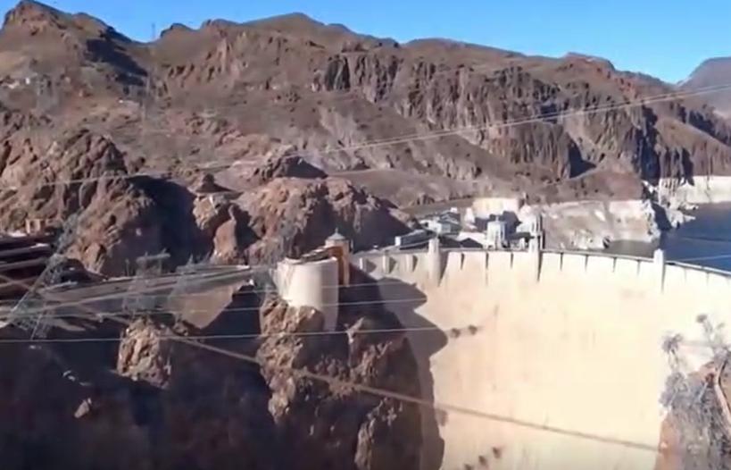 中国正在完成一项超级工程,比美国胡佛大坝还高15层楼