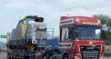 歐洲卡車模擬2-駕駛卡車DAF運送44噸工程機械