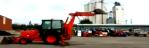 牛!福特反铲微型挖掘机装载机两头忙视频