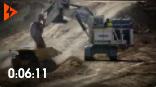 利勃海爾R9800挖掘機,800噸怪物
