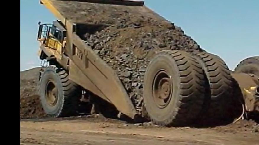 近千噸級的工程機械事故集錦