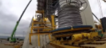 最新技術工程機械怎樣進行現代懸索橋施工