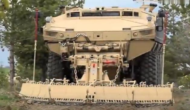 見識一下國外堪稱完美的工程機械,這才叫軍工品質呢!