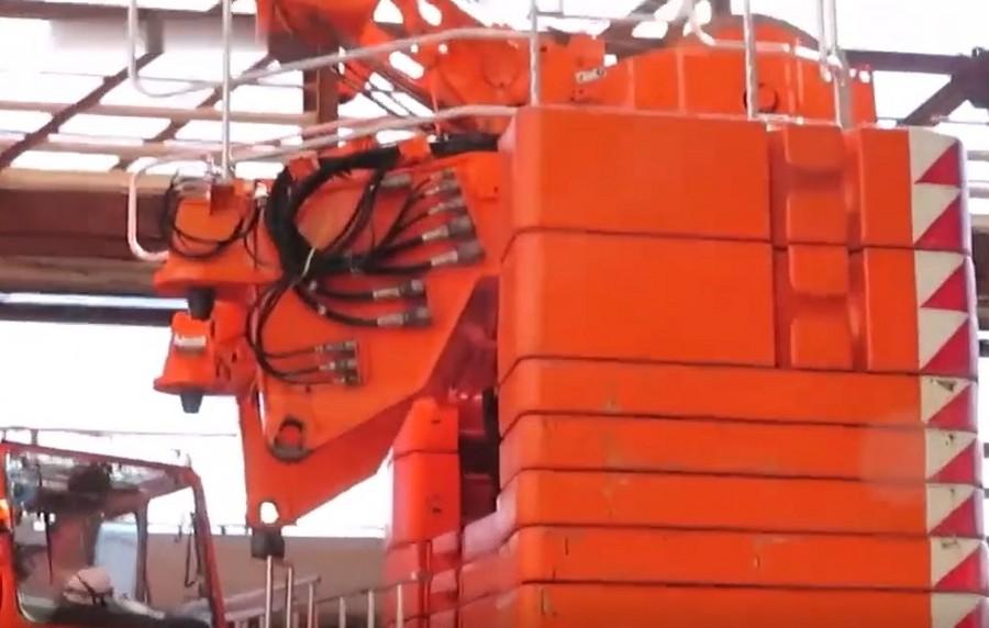 发表 500吨的全路面起重机,基建领域的得力工程机械