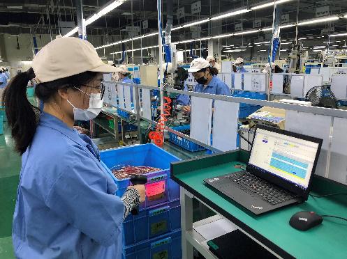 蘇州不二工機和日立展開協創 構建智能高效的生產系統 提升產品可追溯性及實現供應鏈銜接