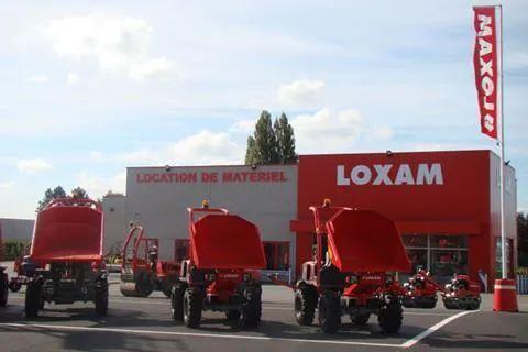 欧洲最大租赁公司Loxam的第三季度业绩持续复苏