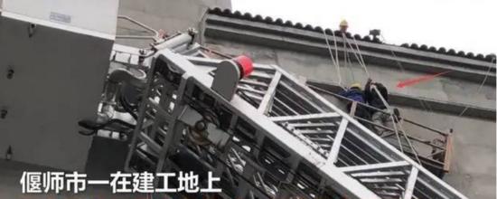 施工現場30米高空,吊籃一側繩索突然斷裂,吊籃作業安全怎么做?