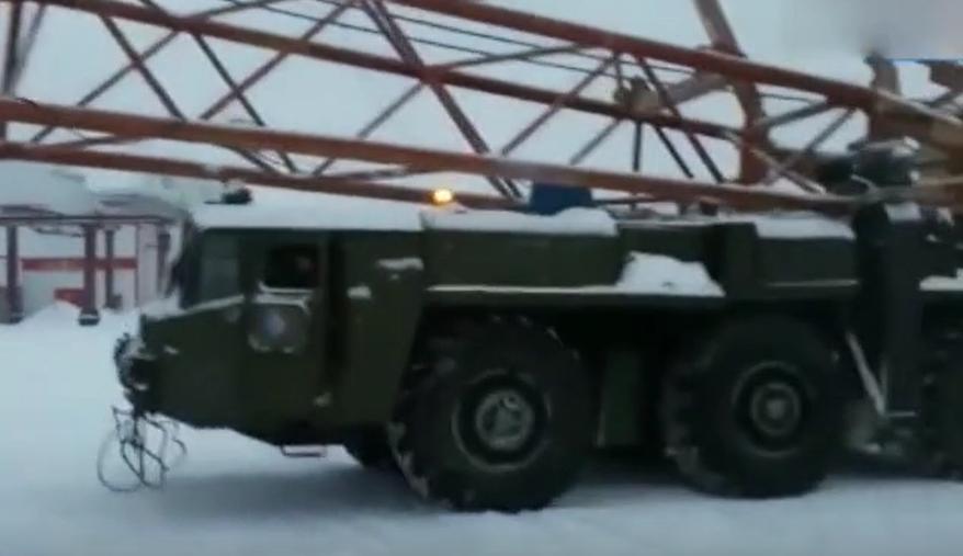 鋼鐵暴力美學狂魔 皮實耐操 來自俄羅斯重型設備軍事工程機械