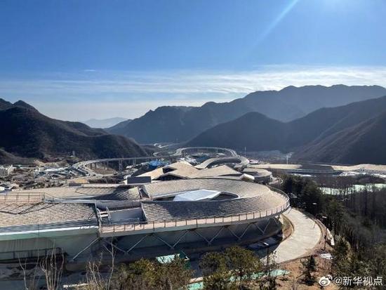 北京冬奥会北京市8个竞赛场馆全部完工