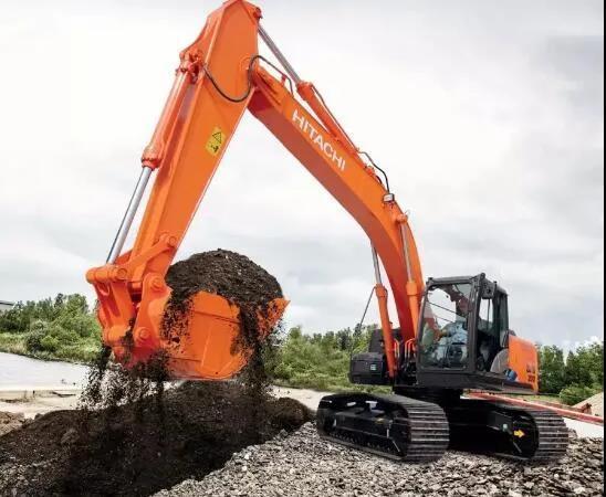 日立建机ZX210H-5A挖掘机 绿色又环保 节能更高效