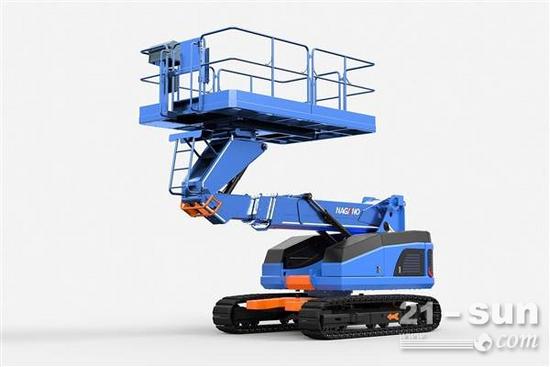 長野在瑞士售出首臺高空作業平臺Z11Auj