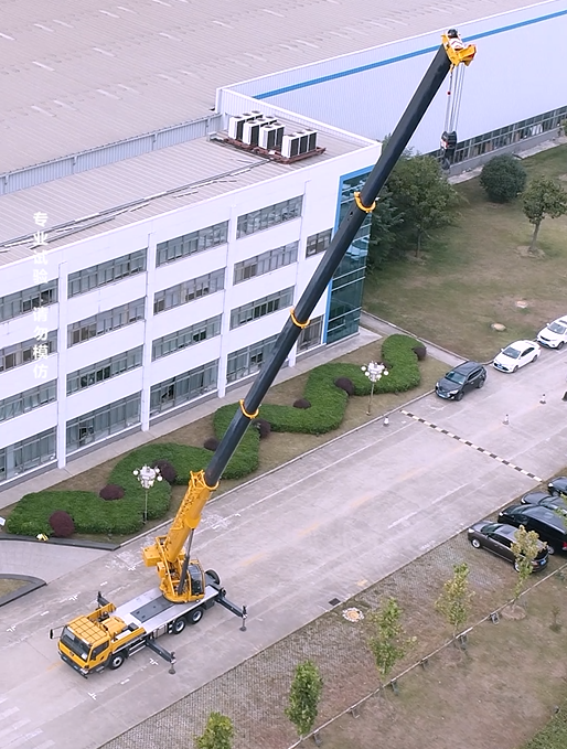 4噸重物25噸吊車能吊多遠?柳工TC250C5L來告訴你…