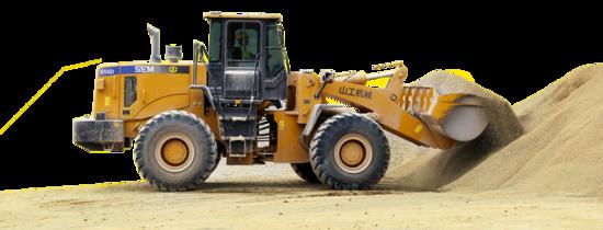 山工機械重載工況裝載機選購指南(一)