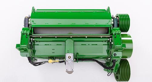 迪爾8000系列青貯機,打造全新青貯收獲體驗!