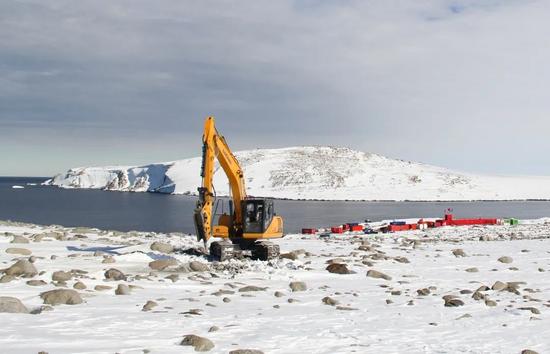 全方位挖掘机冬季养护及停放攻略