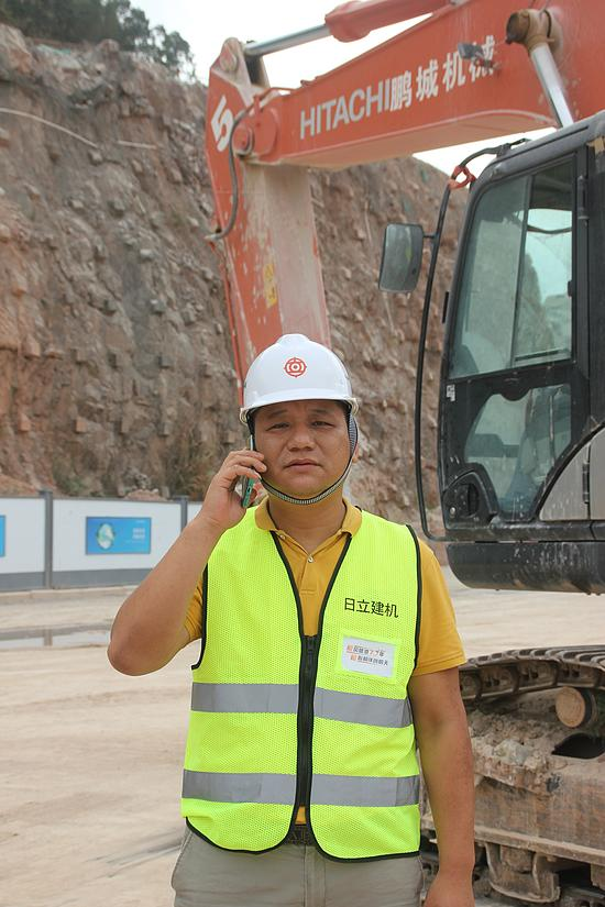 日立|鵬程萬里 事業有橙——深圳鵬城機械設備公司總經理肖俊的成功之道