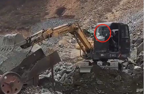 人在挖機坐,石頭天上來!采石場作業究竟要注意哪些?