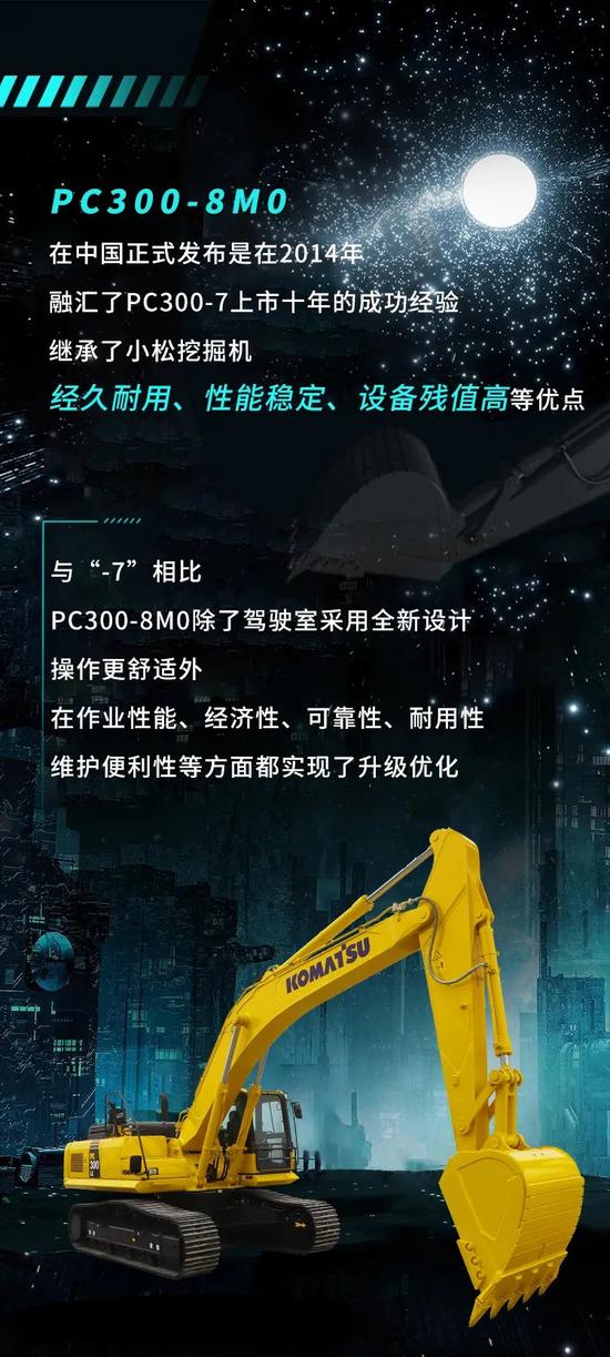 传承经典,高效耐用——PC300-8M0挖掘机使用指南