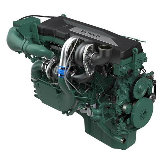 油耗降低多達10%!沃爾沃遍達推出全新D16發動機