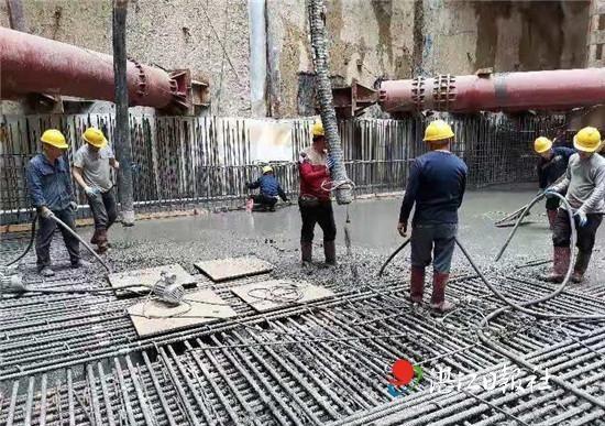 【工程】廣湛鐵路湛江灣海底隧道工程進展順利