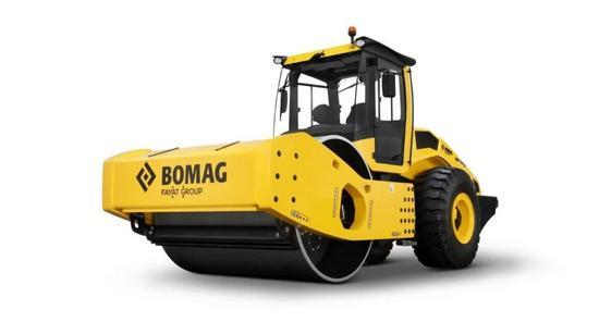 報道!寶馬格新品BW226DH-5單鋼輪壓路機