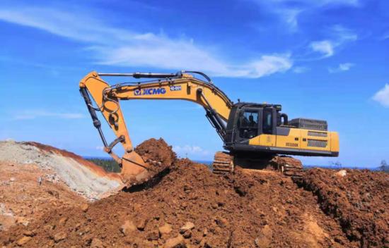 徐工挖掘机为什么又在印尼火了?