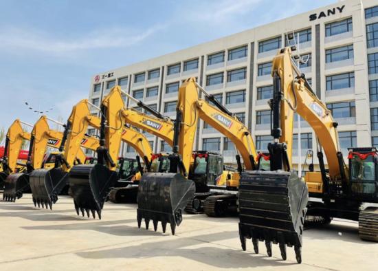 【20噸機型】這幾款熱門挖機,你想怎么選?