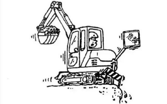 暴雨頻發季節,挖機施工與存放應注意哪些問題