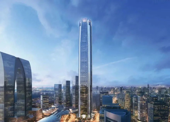"""鏖戰60小時!徐工泵車為全球最高公寓筑下""""凌云之基""""!"""