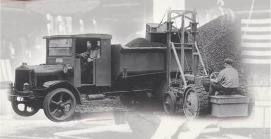 工程机械的前世今生之装载机也疯狂?