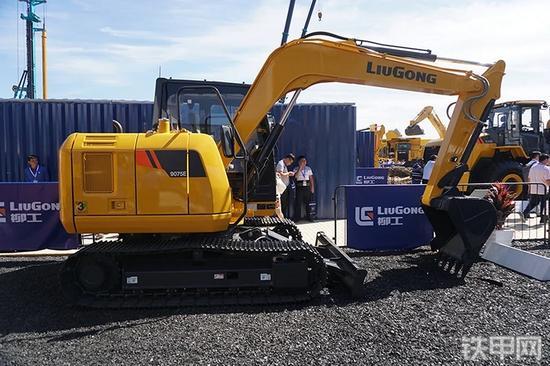 通知:柳工挖掘機漲價了!6月16日起19T-5T挖機價格上調10%!22T-20T挖機上調5%!