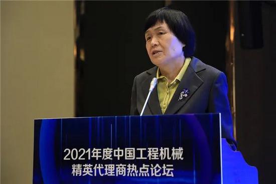 2021年度中国工程机械精英代理商热点论坛在银川举行