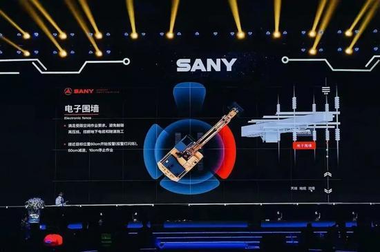 《【沐鸣2平台佣金】SY375IDS智能挖掘机,智能称重,5G遥控,你不了解一下?》
