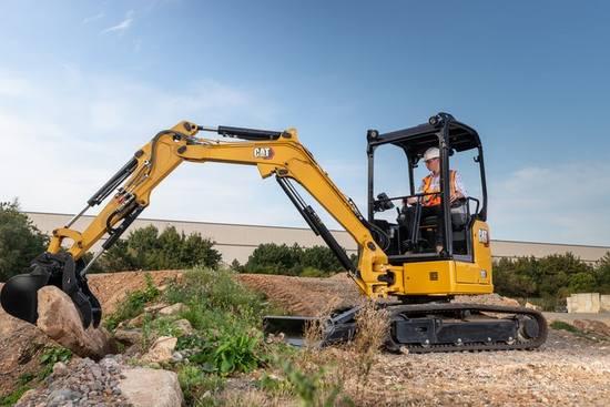 【新品】卡特推出302.7 CR、303 CR 和 303.5 CR三款新品