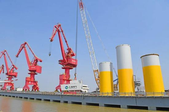 盐城、泰州、南通等多个港口工程获批