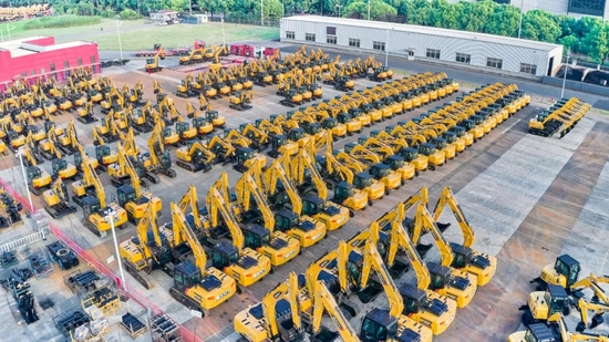 蘇州日報:全球最大土石方研發中心——三一創智云谷