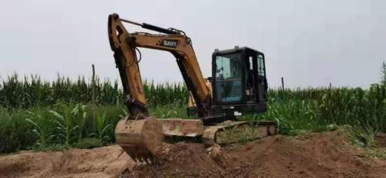 學開挖機遇見真愛SY60C Pro?這位朋友的運氣不是一般好!