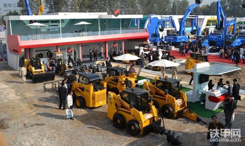 浙江福威重工2011 北京工程機械展部分圖片 持續更新-帖子圖片