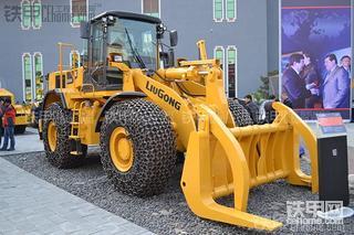 柳工新产品 856的升级版856lV装载机