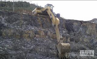 新接手卡特彼勒324D挖掘机