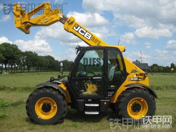 JCB 536-60 AGRI 伸缩式叉车-帖子图片