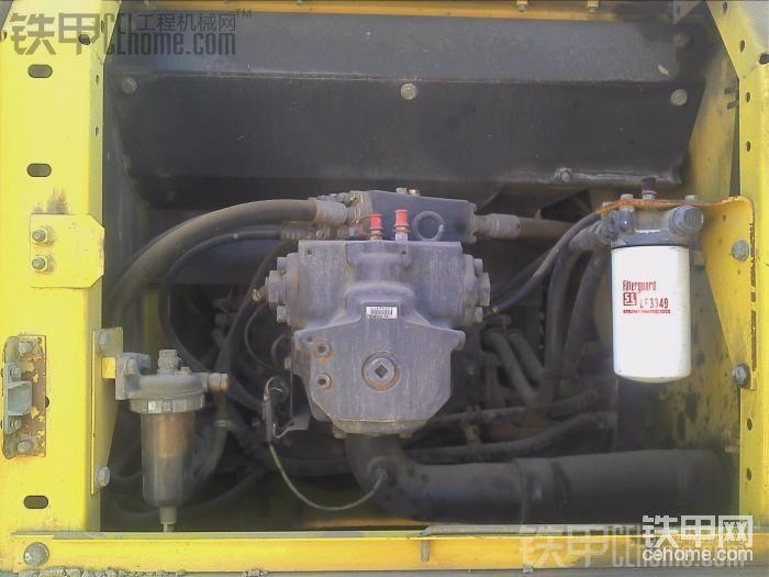 小松PC220LC  有中介费帖子图片
