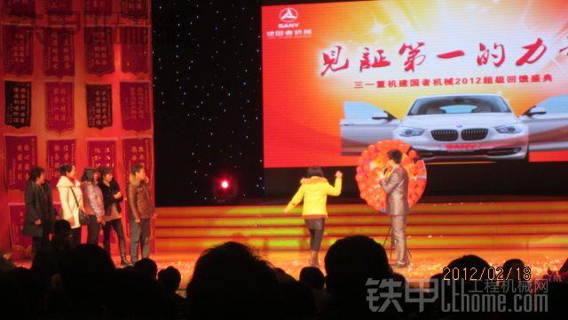 三一京津冀天津展会---2012.2.18