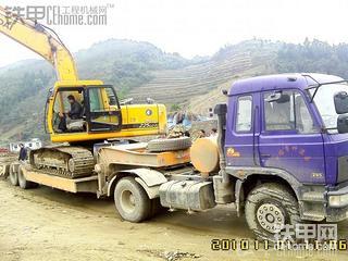 2010年提的徐工XE210挖掘机