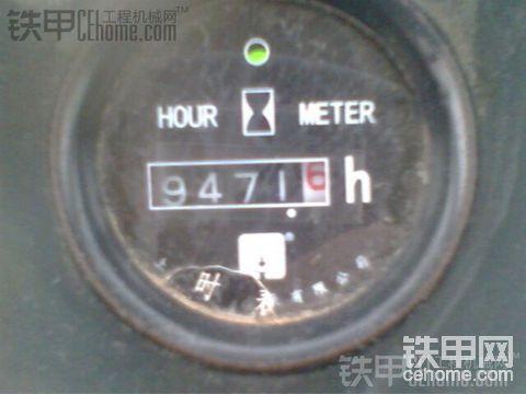 龙工ZL50EX九千四百小时回忆录
