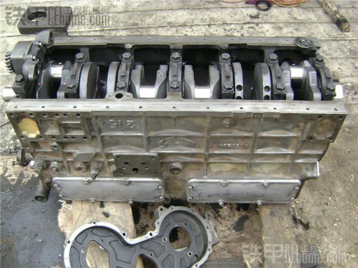 DIY大修玉柴08发动机----及一些趣事