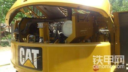 最强卡特307D挖掘机1900小时使用报告,强烈要求加精!